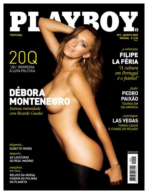 D Bora Montenegro A Pr Ima Figura Posar Para Playboy Sendo