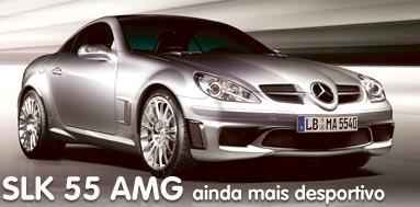 Mercedes SLK ainda mais desportivo