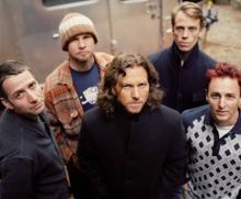 Pearl Jam (foto de Danny Clinch)