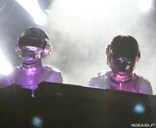 Daft Punk no Sudoeste 2006 (foto de Manuel Lino)
