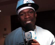 50 Cent falou para o IOL Música