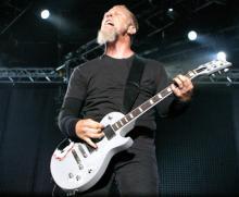 Metallica no SBSR 2007 (foto: Manuel Lino)