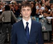 Daniel Radcliffe na ante-estreia de «Harry Potter e a Ordem da Fénix» em Londres, 3 Julho 2007 (foto Lusa)