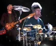 The Police em concerto em Portugal