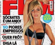 Luciana Abreu na FHM - Foto FHM